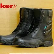Sepatu PDL TNI POLRI / Sepatu Touring / Sepatu Kulit / Separu Kickers / Sepatu Kerja / Ciarmy (4772581) di Kota Bandung