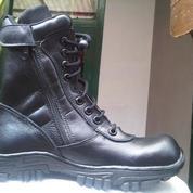 Sepatu PDL TNI / Sepatu Touring / Sepatu Security / Sepatu Polisi / Sepatu Safety /Sepatu Kulit