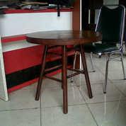 meja makan mini natural (4802053) di Kota Sukabumi