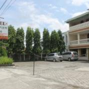 Hotel Jogja Kota Akses Jalan Prtokol Area Prawirotaman