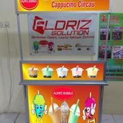 Paket Usaha Aldriz Bubble ( Bubble Drink Booth Portable ) (4823395) di Kota Jakarta Selatan