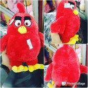 Boneka mainan anak tokoh permainan HP & film kartun The Angry Bird merah grade super ORI SNI NEW murah (4859541) di Kota Jakarta Selatan
