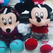 Boneka mainan anak tokoh film kartun Walt Disney Mickey Mouse & Minnie Mouse SNI ORI NEW murmer (4913759) di Kota Jakarta Selatan