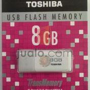 Flashdisk Toshiba Hayabusha 8 GB (492233) di Jakarta
