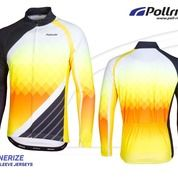 JERSEY SEPEDA POL SHINERIZE LONG SLEEVES