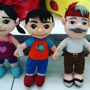 Boneka tokoh serial film kartun Si kakak Aris, Si Adek Ara & Kakek Pada Zaman Dahulu Kala SNI NEW murmer (4946695) di Kota Jakarta Selatan