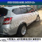 Over Fender Offroad Datsun Go+/Go Plus Panca Model Polos Elegant