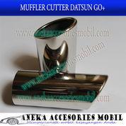 Muffler Cutter/Buntut Knalpot Datsun Go+ Panca Stainless (5080643) di Kota Tangerang