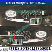 Cover Bumper Model Jaring Mobil Toyota Avanza VVTi (5146507) di Kota Tangerang