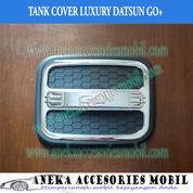 Garnish Tutup Bensin Luxury Mobil Datsun Go+ Panca