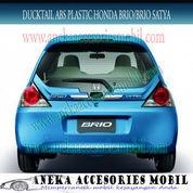 Ducktail ABS Plastic Mobil Honda Brio (5147601) di Kota Tangerang