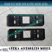 Frame/Cover Plat Mobil Tanpa Aclyric Toyota Avanza Ukuran 46,5 cm (5148579) di Kota Tangerang