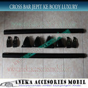 Cross Bar Jepit Body Luxury Datsun Go+ Panca