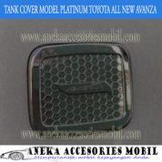 Garnish Tutup Bensin/Tank Cover Model Platinum Toyota All New Avanza (5150165) di Kota Tangerang