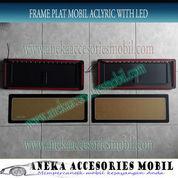 Frame/Cover Plat Mobil Aclyric With Led Toyota Avanza Ukuran 46,5 cm (5151591) di Kota Tangerang