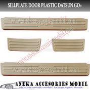 Sillplate Door/Sillplate Samping Plastik Datsun Go+ Panca