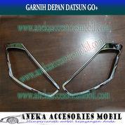 Garnish Lampu Depan Mobil Datsun Go+ Panca