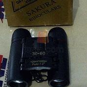 Teropong sakura binocular30x60