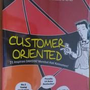 Buku Customer Oriented | Buku Murah
