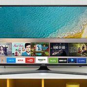 Samsung Smart TV UHD 40 inch UA40KU6000 (5255589) di Kota Jakarta Barat