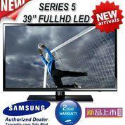 """SAMSUNG LED TV 39"""" UA39FH5003 (5255729) di Kota Jakarta Barat"""