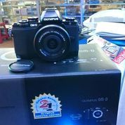 camera mirrorless Olympus OM-D E-M10 (5257305) di Kota Jakarta Barat