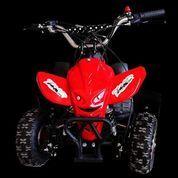Mini ATV 50cc-Mesin 2 tak-off the road-Mini Motor-Bensin-Murah-Laris (5260409) di Kota Medan