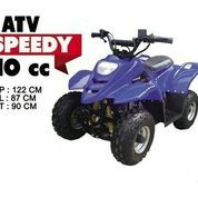 Motor Atv Speedy 110 cc (5260631) di Kota Medan