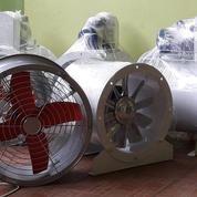 """axial fan wall mounted 20"""" 5 daun (5269581) di Kota Surabaya"""