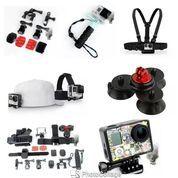 15 in 1 Full Accessories Set for GoPro 3/3+/4 (5355305) di Kota Jakarta Barat