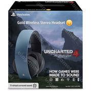 Sony Gold Wireless Stereo Headset Uncharted 4 (5410441) di Kota Jakarta Barat