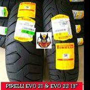 BAN PIRELLI NMAX EVO 21 & EVO 22 FRONT 120/70-13--REAR 140/60-13 (5423879) di Kab. Bandung