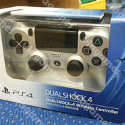 Stik PS4 Wireless Original - Silver (5424381) di Kota Jakarta Barat