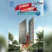 ALTON Apartment ANTI NARKOBA PERTAMA di SEMARANG Berkonsep Edutown Residence & Lifestyle Mall