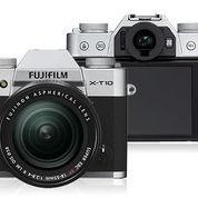 Kamera Fujifilm X-T10 / XT10 Kit 18-55mm (5547395) di Kota Jakarta Barat