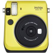 Fujifilm Instax Polaroid Mini 70 (Canary Yellow) (5548979) di Kota Jakarta Barat