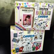 Fujifilm Instax Polaroid Mini 8 (White / Putih) (5549519) di Kota Jakarta Barat