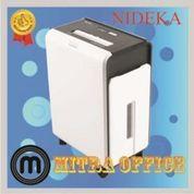 Nideka NS-18C/Mesin Penghancur Kertas/Paper shredder/Pemotong kertas (5584837) di Kota Jakarta Barat