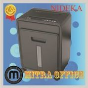 Nideka NS-8M/Mesin Penghancur Kertas/Paper shredder/Pemotong kertas (5588379) di Kota Jakarta Barat