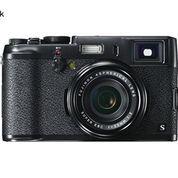 Kamera Fujifilm X100S Black (5595917) di Kota Jakarta Barat
