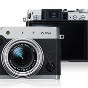 Kamera Fujifilm X30 - Silver (5607307) di Kota Jakarta Barat