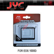 JYC SCREEN PROTECTOR FOR CANON EOS 1000D