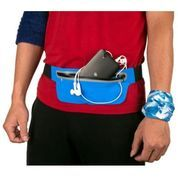 Waterproof Sports Belt with Flat Pocket - ZE-WP300 (5704023) di Kota Bogor