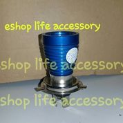 Headlamp Led soket H4 motor sport vixion dll super terang (5705021) di Kota Jakarta Barat