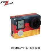 GERMANY FLAG STICKER FO GOPRO HERO 3 / HERO 3+ / HERO 4 (5705905) di Kota Jakarta Barat