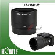 KIWIFOTOS LA-72S6850T LENS ADAPTER FOR FUJI