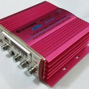 Acoustic AC-131 2-Channel Karaoke Audio Power Amplifier - Music Player (5732911) di Kab. Bekasi