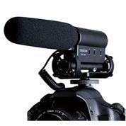 Shotgun MIC Microphone SGC-598 Photography Interview for Nikon Canon DSLR Camera (5748611) di Kota Lubuk Linggau