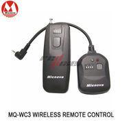 WIRELESS REMOTE CONTROL MICNOVA MQ-WC3 FOR CANON (5753953) di Kota Jakarta Barat