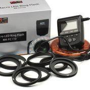 Macro LED Ring Flash MK-FC110